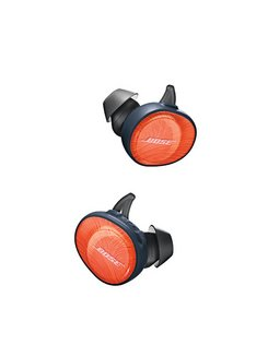Soundsport Free - Orange vif / Bleu nuitsans fil Intra-auriculaire 15 grammes Bluetooth Bluetooth Orange vif / Bleu nuit