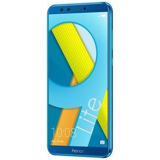 9 Lite - BleuEdge avec flash smartphone avec autofocus avec GPS avec écran tactile avec WiFi 3G+ 3G++ 32 Go Android 149 g 4G LTE Bluetooth 4.2 4G 3 Go Tactile MicroSD jusqu'à 256Go avec APN 15 Mpixels HiSilicon Kirin 659 Octa-core 2,36 GHz 5,65 pouces 9 Lite Bleu