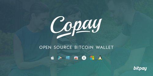 copay wallet cryptomonnaies