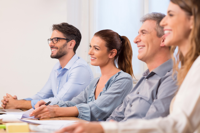 Présentation Powerpoint réunion bureau