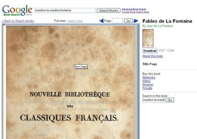 Google Book Livres Libres De Droit En Pdf