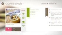 CookBook - Windows 8 Modern UI