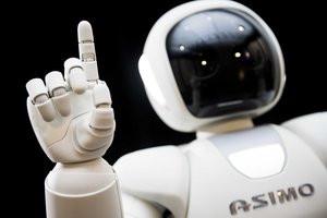 New ASIMO