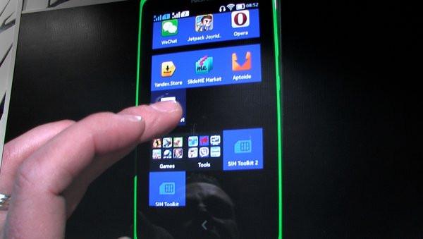Aptoide Nokia X