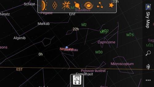 Sky Map