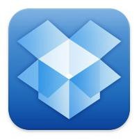DropBox iPhone logo Mikeklo