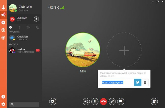 oovoo 2012 gratuit clubic