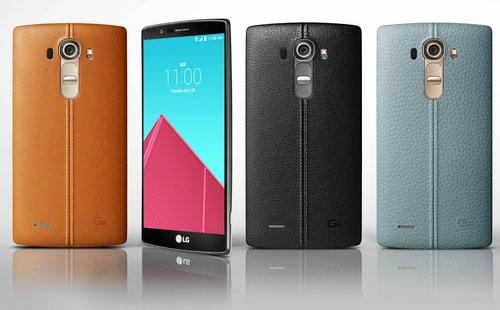 Packshot LG G4