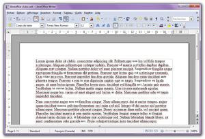 libreoffice text mikeklo