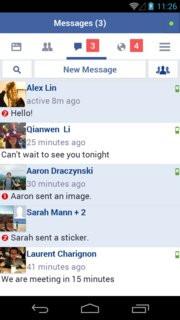 Facebook Lite : une application allégée intégrant Messenger