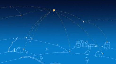 Google va lancer ses ballons au-dessus de l'Indonésie