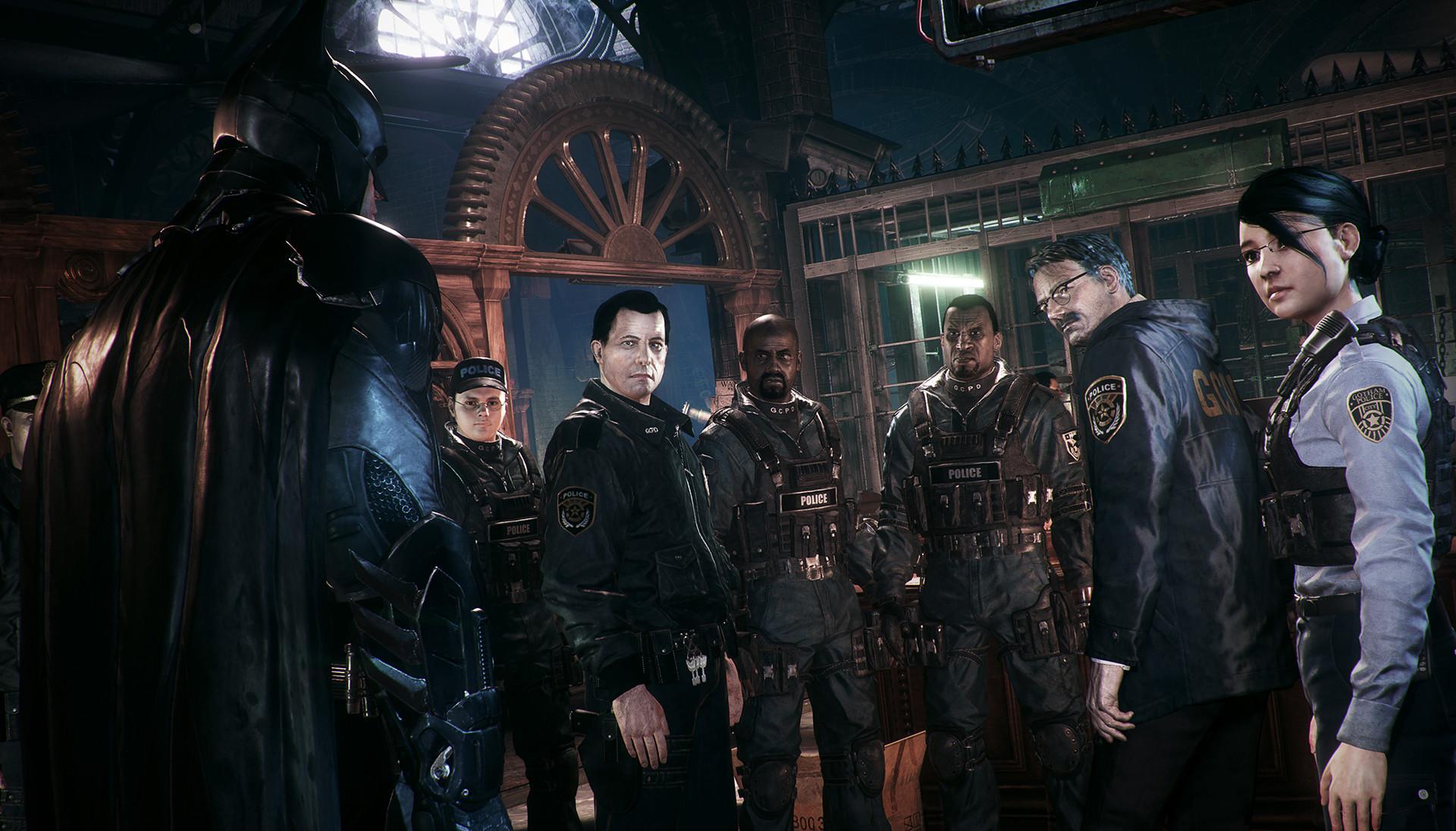 Batman Arkham Knight Game Guide Pdf