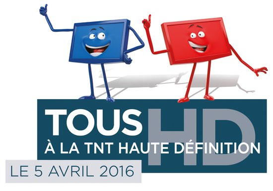 Logo Recevoir la TNT HD