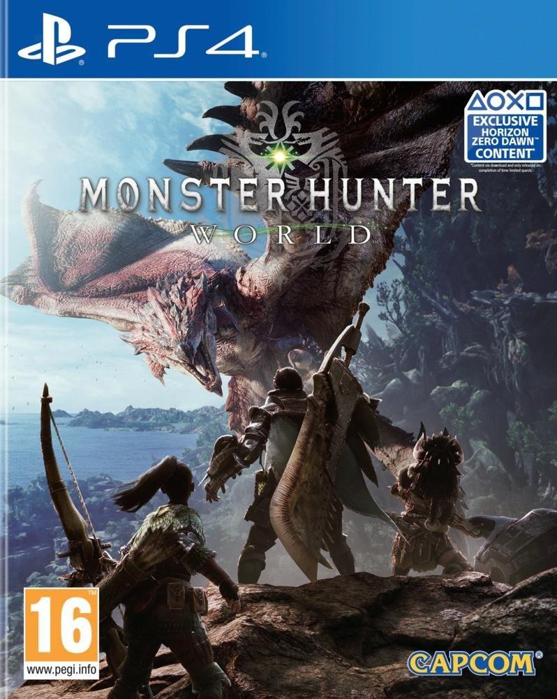 Monster Hunter World sur Switch ? Difficile selon Capcom