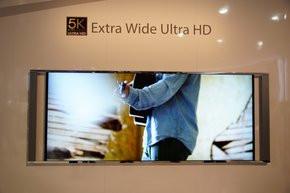 TV Toshiba CES 2014