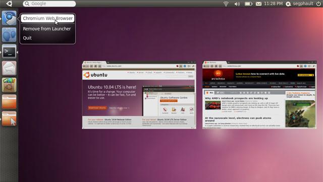 ubuntu 11.04 clubic