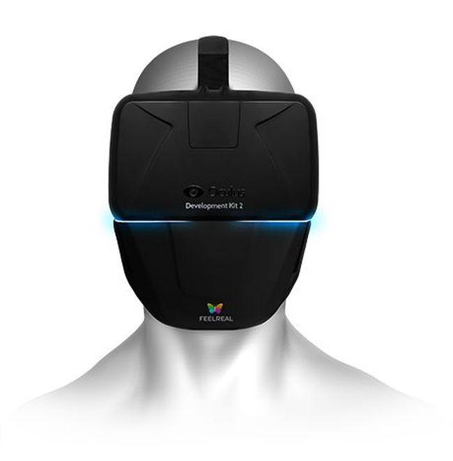 FeelReal : quand l'odeur et l'air s'ajoutent à la réalité virtuelle