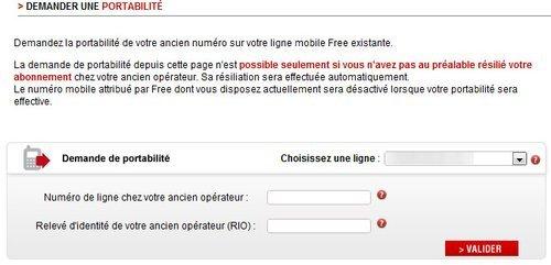 Free Mobile Propose La Portabilite Decalee Du Numero