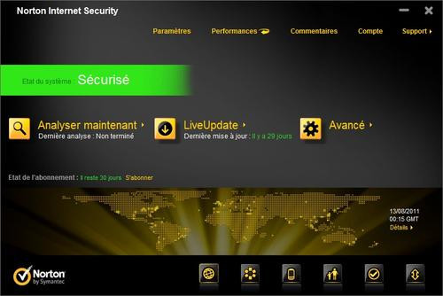 norton internet security 2012 clubic