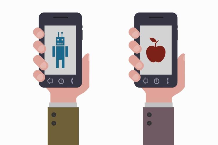 Fotolia smartphone OS