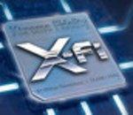 Creative révolutionne l'audio sur PC avec le X-Fi