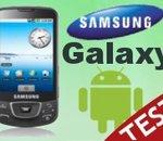 Test du Samsung Galaxy et match VS HTC Magic : deux Android sur le ring !