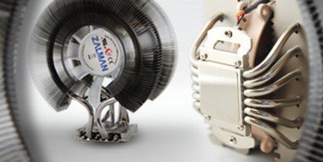 Comparatif ventirad 17 modèles en test