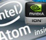 Intel Atom : deux coeurs et variation NVIDIA Ion