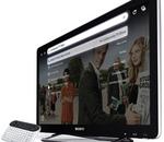 Sony Internet TV : quatre téléviseurs et un lecteur Blu-ray Google TV