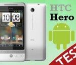 Test du HTC Hero :  L'android revet un nouveau scaphandre ! (3G / Wi-Fi / Bluetooth / APN 5 mpix)