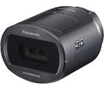 Panasonic annonce un caméscope 3D grand public et une lentille de conversion