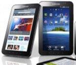 Tablette Galaxy Tab : découverte, impressions et détails