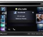 Pioneer : autoradios sur Facebook et SmartCradle pour iPhone