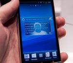 Sony Ericsson Xperia Arc : un smartphone moderne de 8,7 mm d'épaisseur