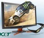 Acer GD245HQ : quand HD et 3D se rencontrent
