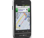 Garmin-Asus Nuvifone A10 : un smartphone Android dédié au guidage piéton