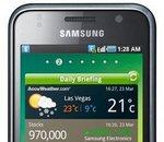 Le Samsung Galaxy S II en vidéo