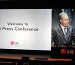Conférence de presse LG : du smartphone 3D et de la tablette