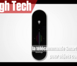 Vu au CES : la télécommande SevenHugs pour tous les objets connectés