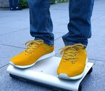 Le WalkCar, un mini-skate électrique de la taille d'une tablette