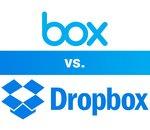 Dropbox vs Box : quand les PDG s'envoient des piques à tour de rôle