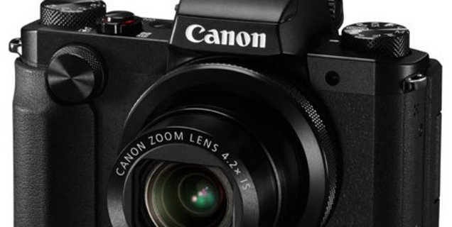 Canon G5 X : un compact expert aux faux airs de reflex