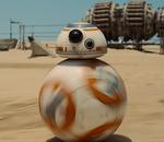 Star Wars Episode VII : comment fonctionne le droïde BB-8 ?