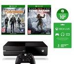 Bon plan du jour : 50% remboursés en bons d'achat sur des packs Xbox One