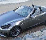 Tesla Roadster : un nouveau modèle encore plus
