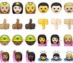 Apple intègre des Emojis ethniques dans sa prochaine mise à jour d'iOS