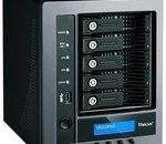 Thecus N5810Pro : un NAS anti perte de données à batterie intégrée
