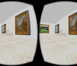 Les oeuvres d'art volées rassemblées dans un musée en réalité virtuelle