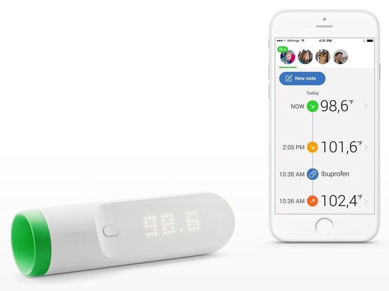 Withings Thermo