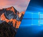 On Refait le Mac : Windows 10 Anniversary Update vs macOS Sierra
